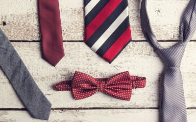 To wear a tie or not? That is the question….